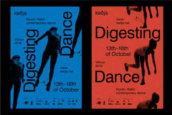 Nordic-Baltic contemporary dance workshop