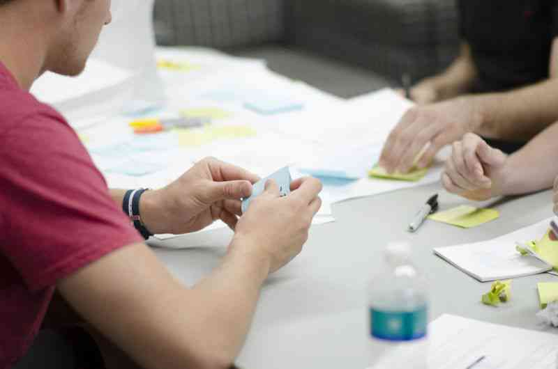 Empathy maps: The business of putting users first