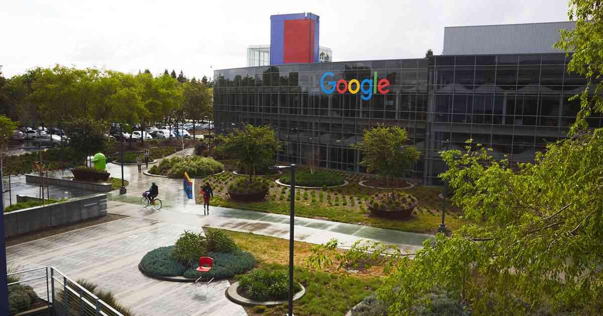 Google Employee Salary Spreadsheet Men Paid More Money