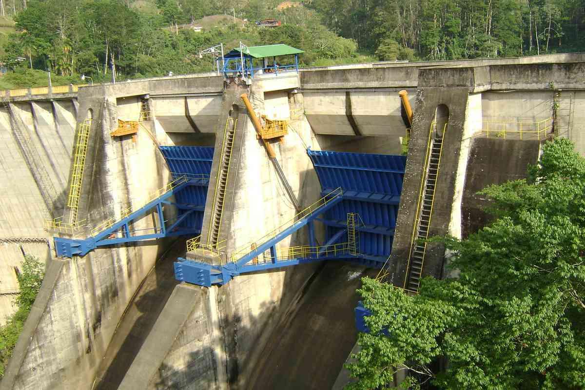 Dam design