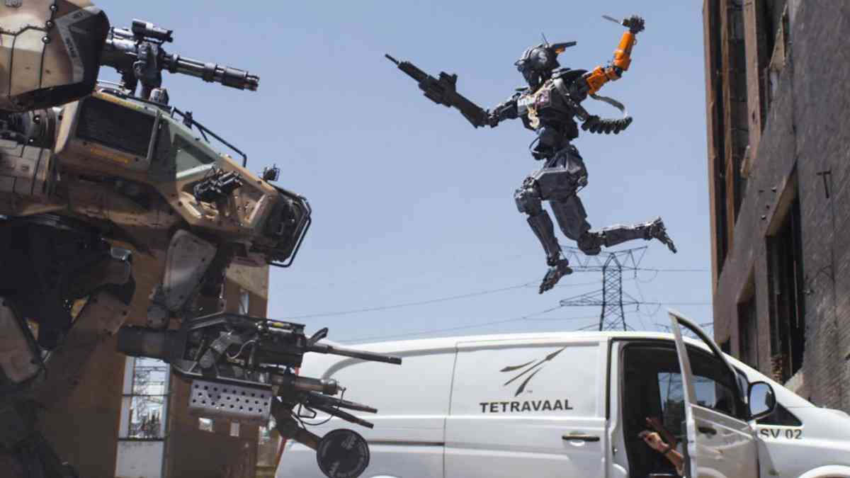 Chappie: Narrative Coherence Not Included - Garth Jones - Medium