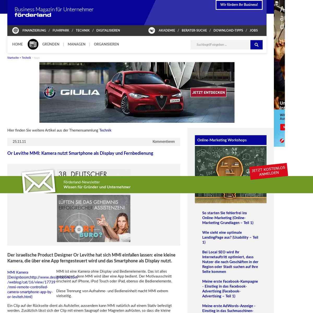 neuerdings.com/2011/11/25/or-levithe-mmi-kamera-nutzt-smartphone-als-display-und-fernbedienung/