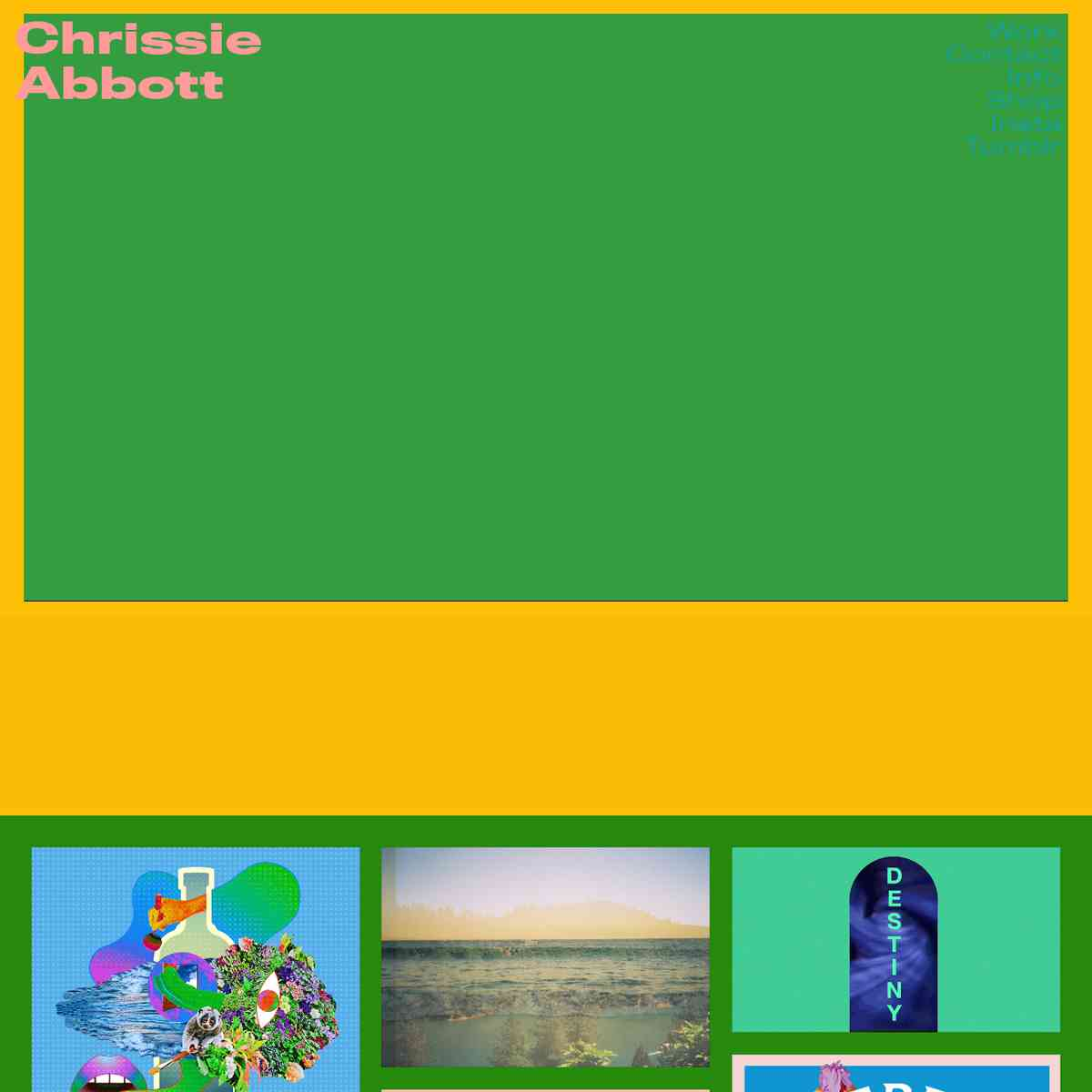 Chrissie Abbott