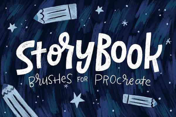Storybook Brushes