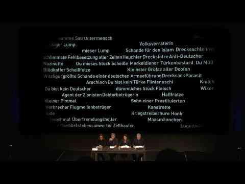 """Der Chor des Hasses"" in Hamburg | Kulturjournal | NDR - YouTube"