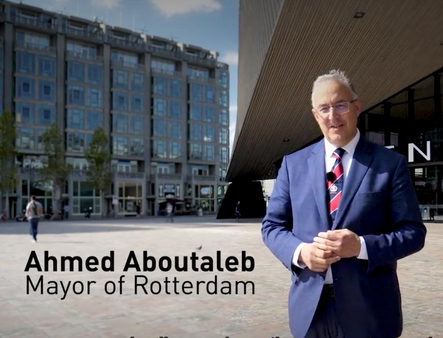 Gemeente Rotterdam - Walk21