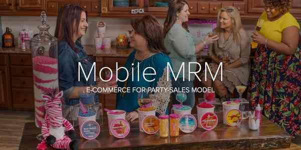 Mobile MRM E-Commerce