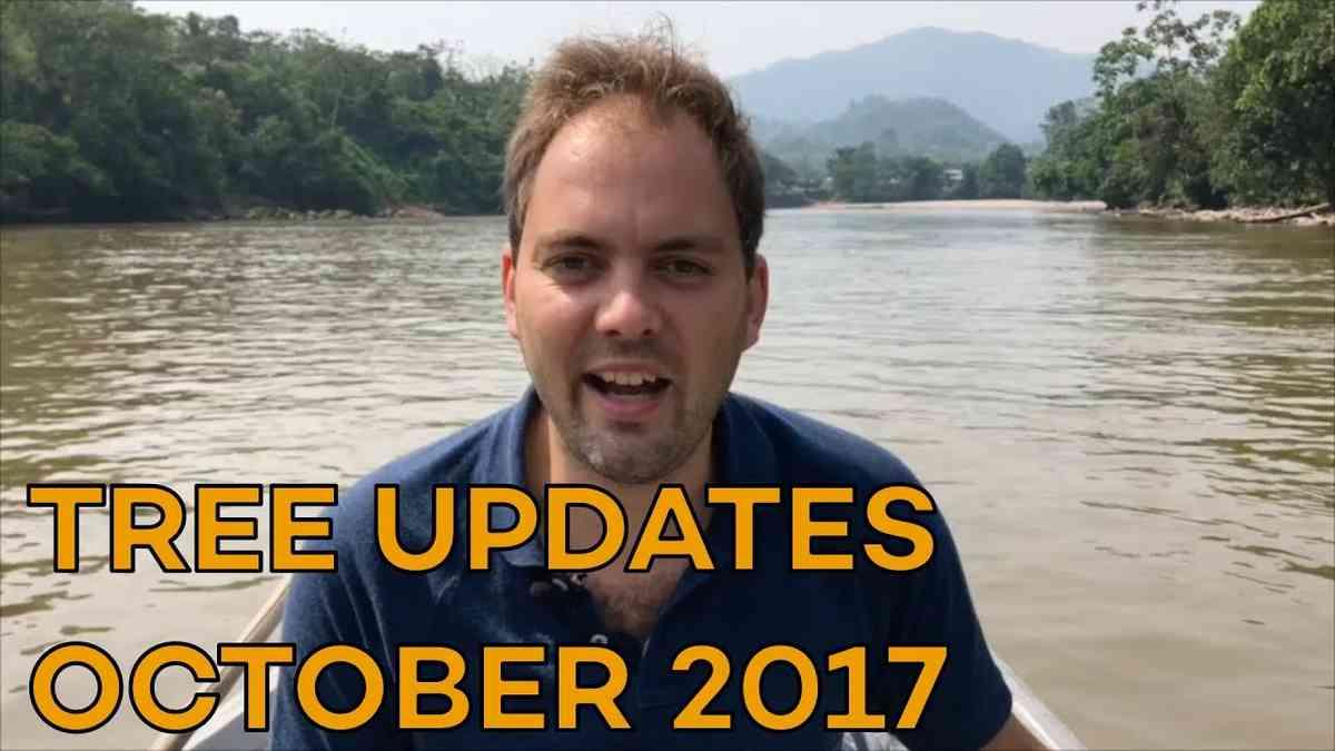 Tree planting update September 2017