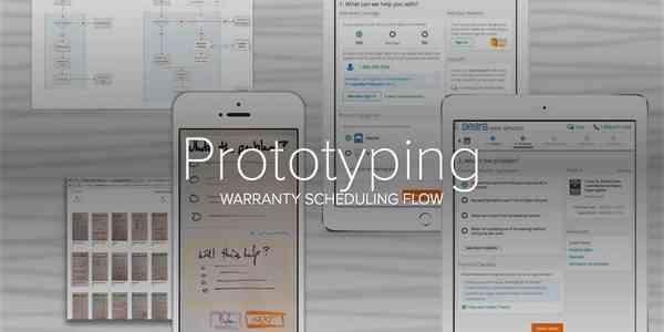 Prototyping Warranty Scheduler