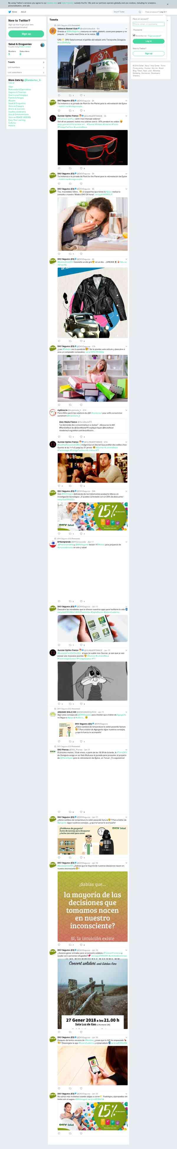 @lambertov_fr/Salud & Droguerías on Twitter
