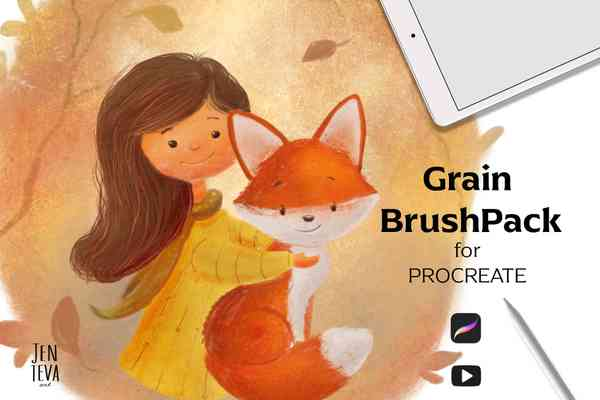 Grain BrushPack