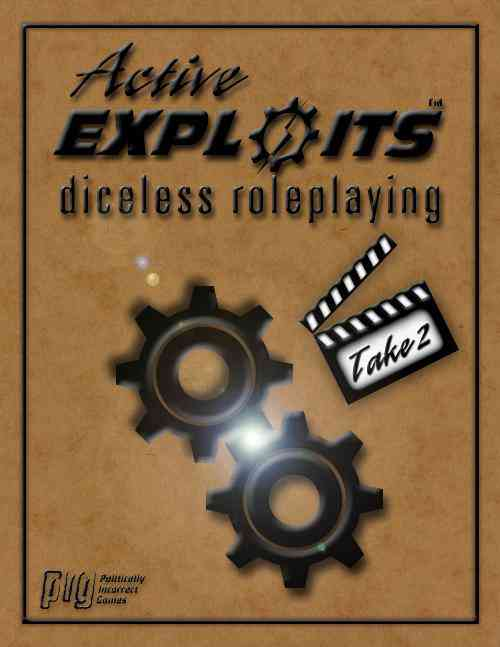 Active Exploits Diceless RPG