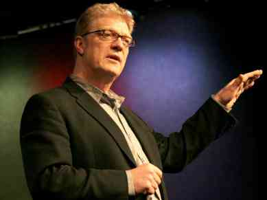 Ken Robinson says schools kill creativity | Video on TED.com