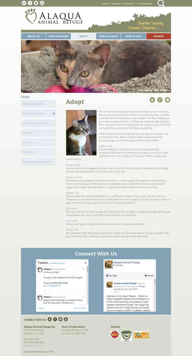 Alaqua Animal Refuge (FL)