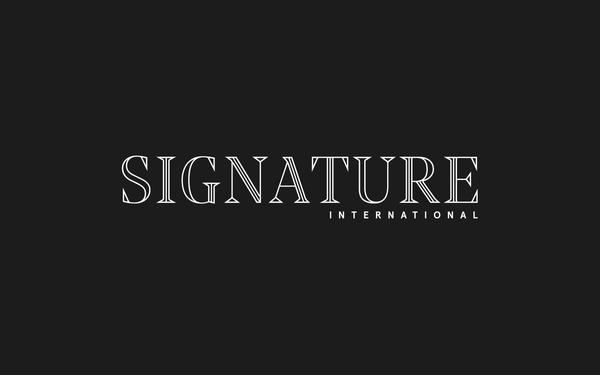 Volume 3 - Signature International