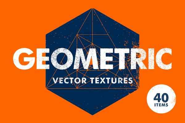 $ Geometric Vector Textures