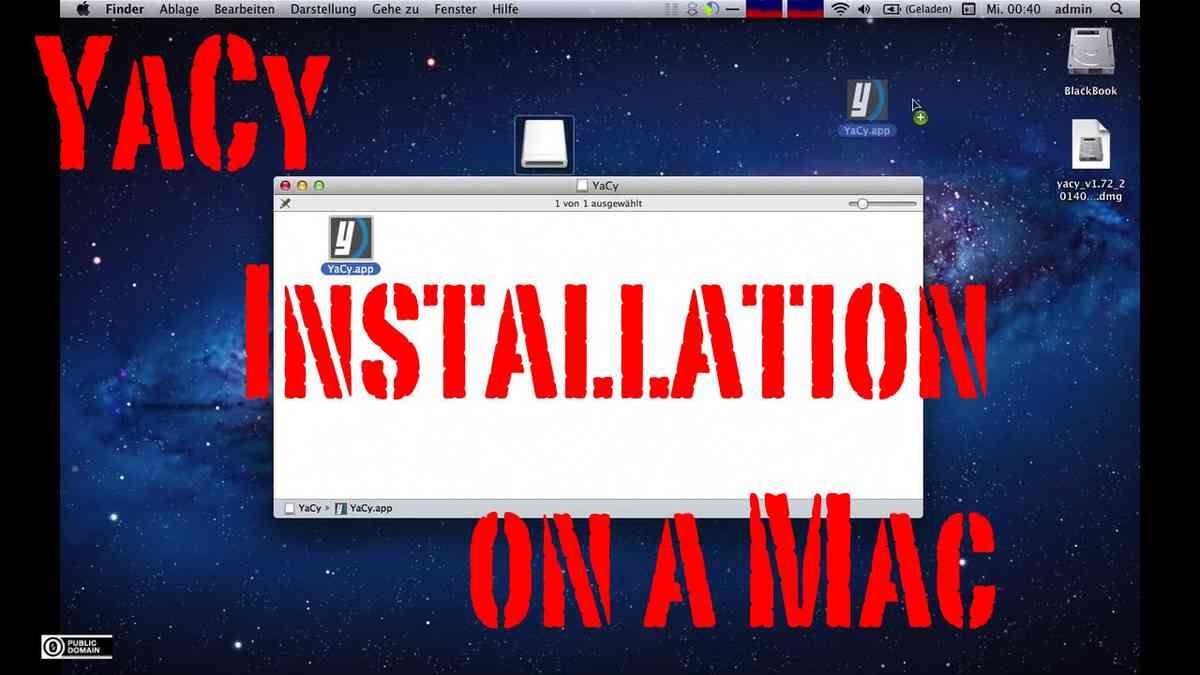 (4) YaCy Tutorial #02 Installation on a Mac - YouTube