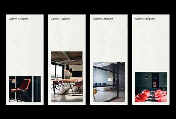 Gabriel Chapelle – Visual Journal