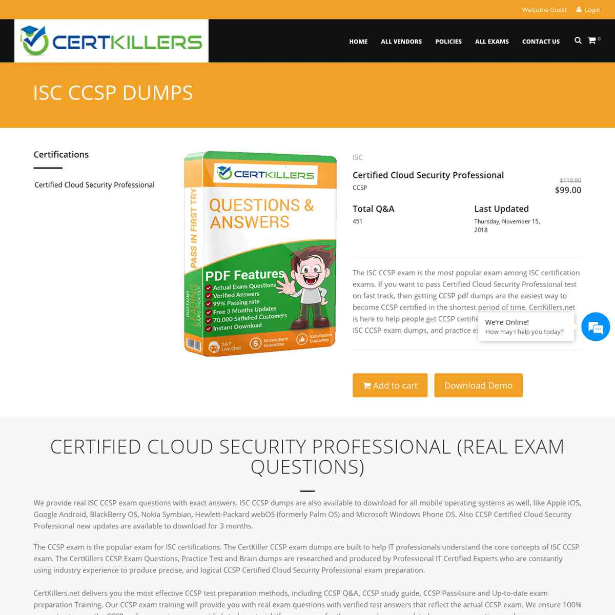 Smartest CCSP planning technique at CertKillers.net | free test online | essay questions