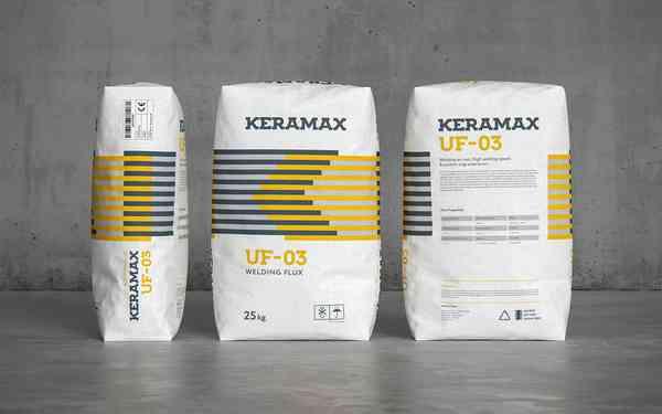 KERAMAX   Welding flux
