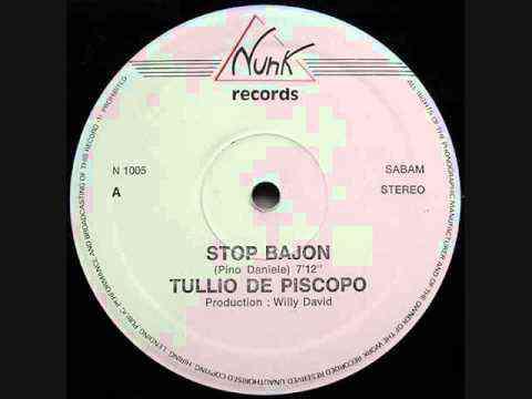 Tullio de Piscopo - Stop Bacon (1984)