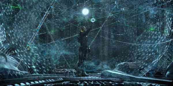 Prometheus Stills