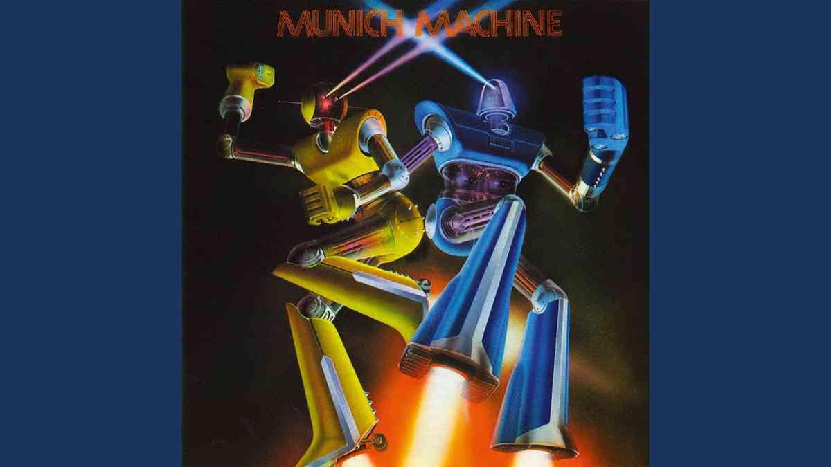 Munich Machine - Get on the Funk Train (1977)