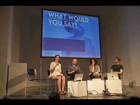 DNL #3 A GAME OF YOU - Panel: Gamergates, Haptics & Technovikings