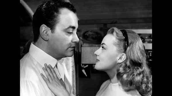 Jusqu'au dernier, 1957, Raymond Pellegrin, Jeanne Moreau, Paul Meurisse