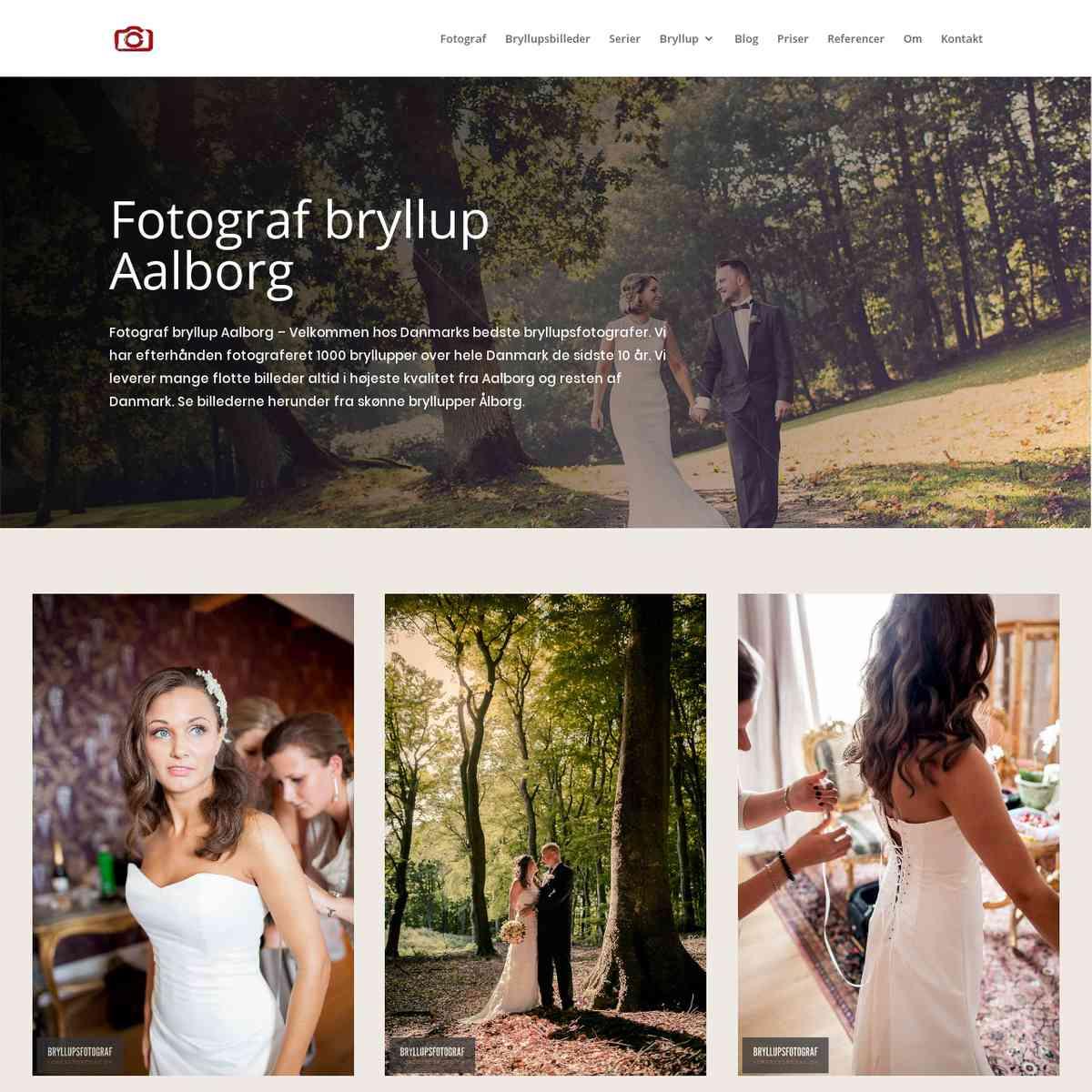 Fotograf Aalborg