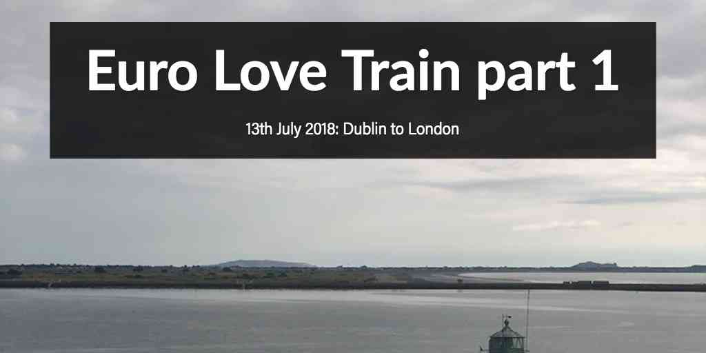 01. Dublin to London