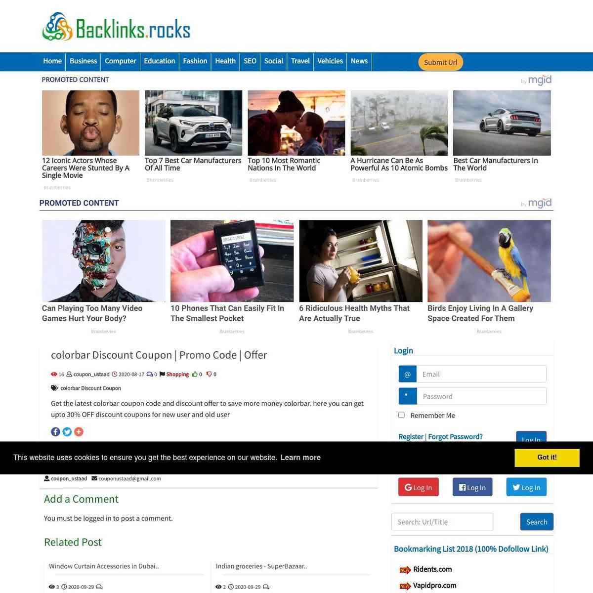 backlink.rocks/post/3074/colorbar-Discount-Coupon-Promo-Code-Offer