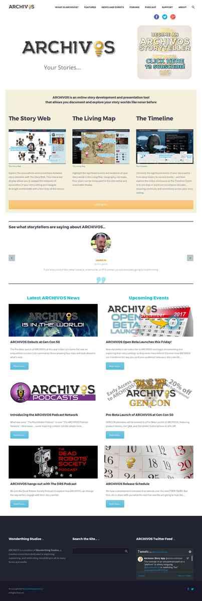 Organize - Archivos