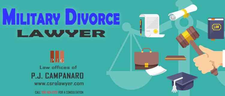 Augusta Military Divorce Lawyer | PJ Campanaro
