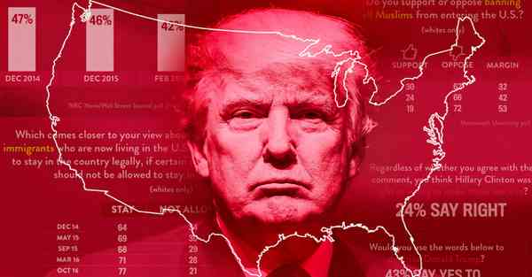 Slate   The more Donald Trump hates, the more America rejects his hatred.