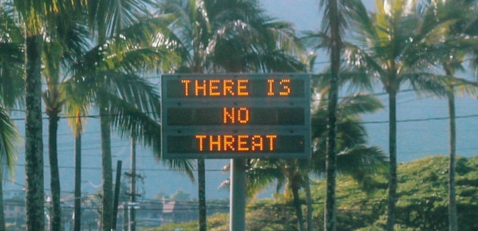 How bad design caused Hawaii's false missile scare – TryMyUI Blog