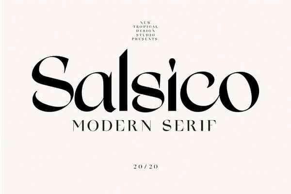 Salsico Font