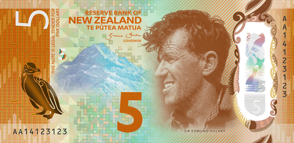 New Zealand banknotes (Series 7)