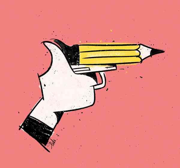 Doodle Hand-Gun