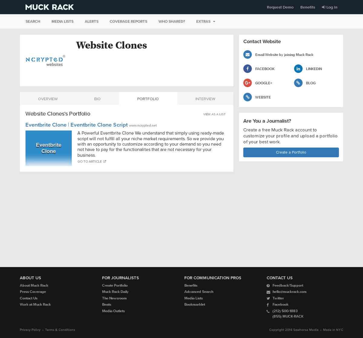 muckrack.com/website-clones/portfolio/KQd/eventbrite-clone-eventbrite-clone-script