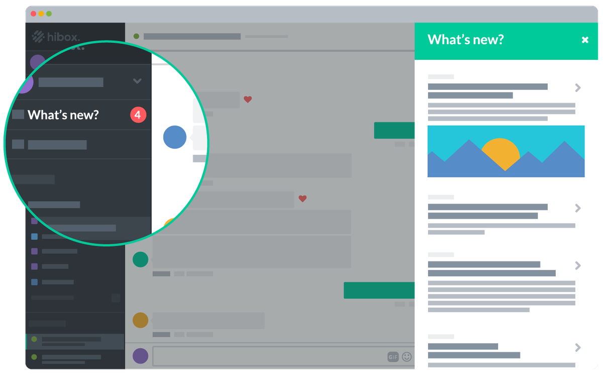 Beamer - Notify your customers of product changes like a boss