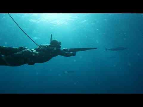 Sharks & Stripes- Spearfishing Wahoo