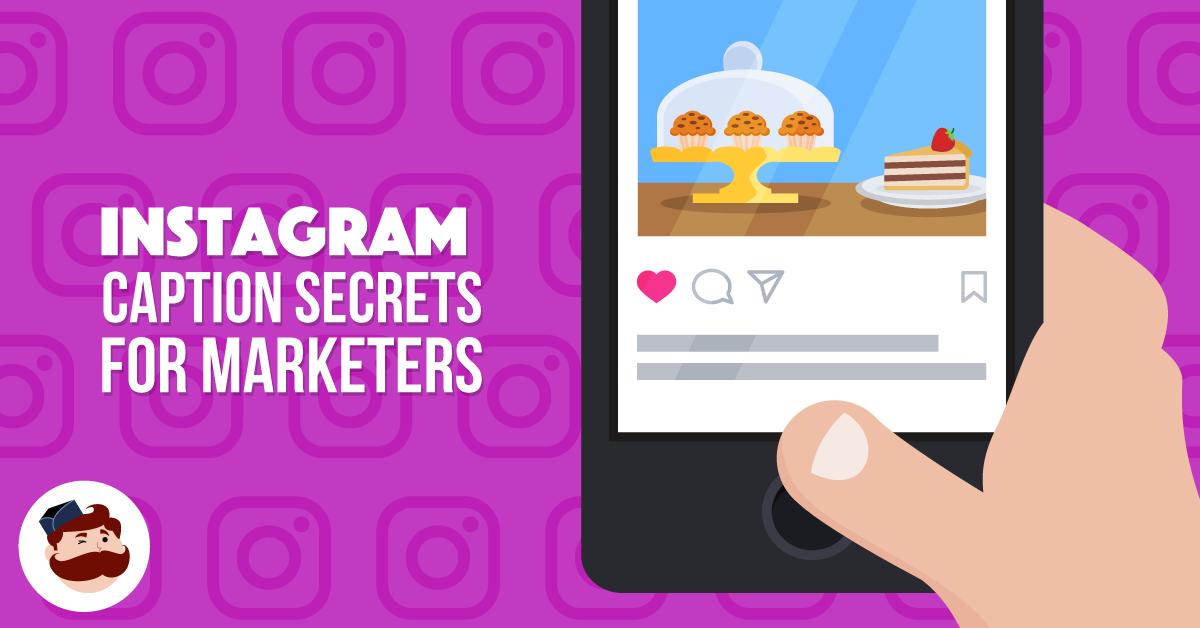 Instagram Caption: The Secret 7-Ingredients Recipe