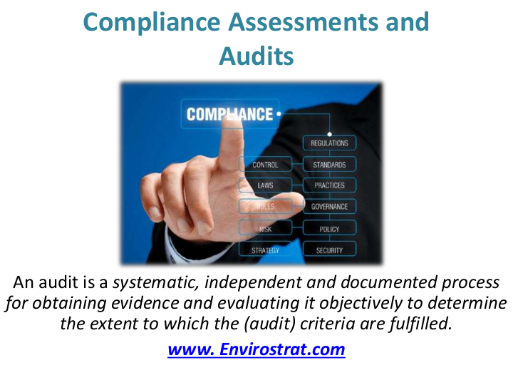 Compliance Assessments and Audits | edocr