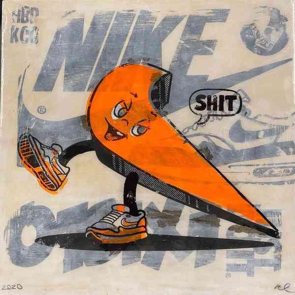 Nike swoosh 🥴
