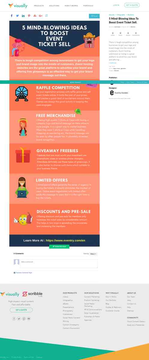 5 Mind-Blowing Ideas To Boost Event Ticket Sell.