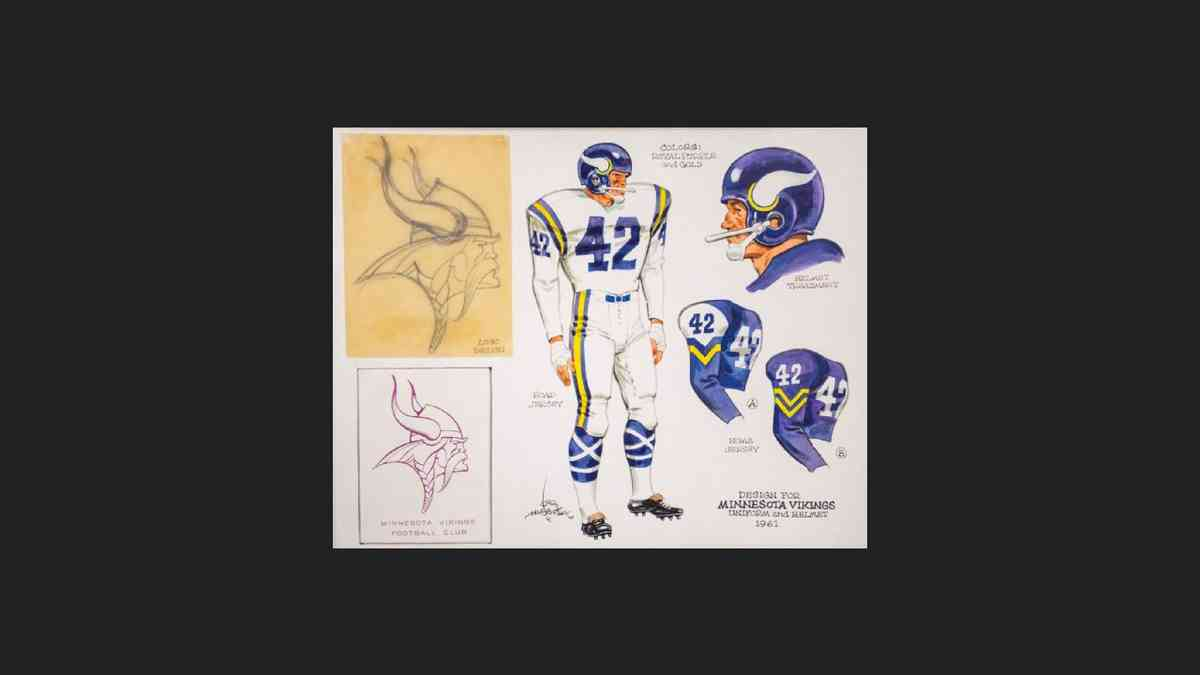 The full story on how the Viking uniforms came to Minnesota