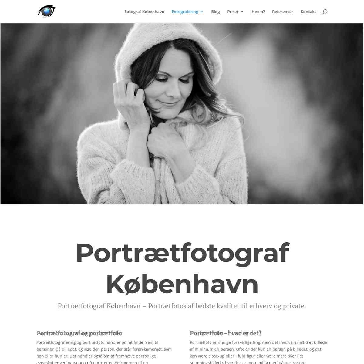 Portrætfotograf KBH