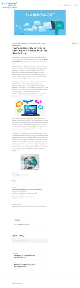 emailmarketingclonescript.wordpress.com/2014/09/29/how-to-successfully-develop-in-direct-email-mark…