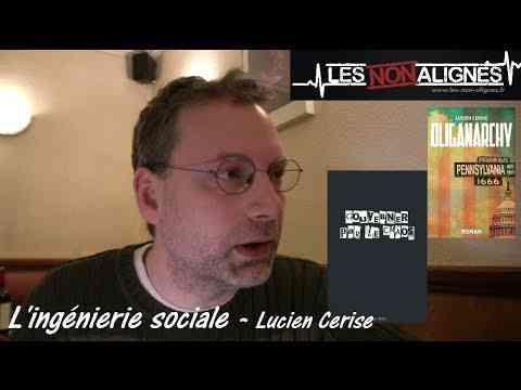 Ingénierie sociale et cybernétique - entretien avec Lucien Cerise - YouTube